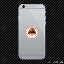 East Timorese Coat of Arms Cell Phone Sticker Mobile East Timor flag TLS