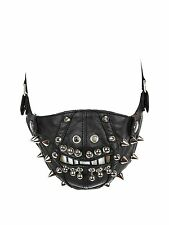 Cyber Gothic Mask Punk Gothic Cosplay Rave Halloween Rave Punk Bikers Rockers