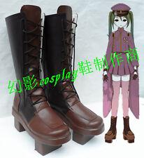 Anime Vocaloid Hatsune Miku Senbonzakura Halloween Girls Cosplay Long Boots Shoe