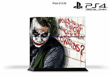 PS4 covers skins (toute conception/custom made)