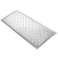 """Silver Spring 12x32"""" Aluminum Threshold Ramp for Power Wheelchair Scooter TR3212"""