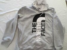 The North Face TRIVERT PULLOVER HOODIE Sweatshirt CZY4LD4 Mens SIZE LARGE L Grey