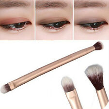 NEW Fashion Convenient Double Ended or Eyeshadow Liner Brush Travel Mini Makeup