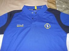 Polo Ralph Lauren Sport Performance Golf Shirt Blue Men's L NWT