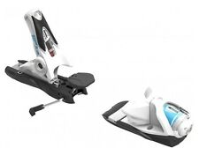 2017 Look SPX 12 Dual WTR B100 Ski Bindings White / Blue FCFA038