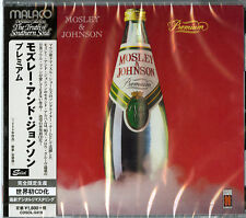 MOSLEY & JOHNSON-PREMIUM-JAPAN CD D73