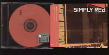 CD SINGLE SIMPLY RED AIN'T THAT A LOT LOVE (EDIT) PROMOTIONAL USE ONLY 1999