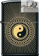 Zippo cm5917 Yin-Yang Chinese Lighter with PIPE INSERT PL
