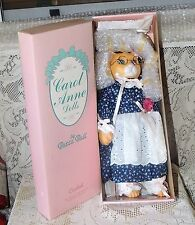 Musical Doll - Carol Ann ...Minty in Box...LOOK