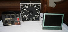 Photo Developing Equipment Timer Safelite Epoi Printol  Lot of 3