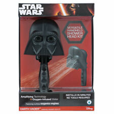 Star Wars Darth Vader Handheld Showerhead Shower Head - NEW + FREE SHIPPING