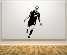 Marcus Rashford Manchester United Football Player Decal Wall Art Sticker Picture