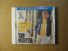 TAB HUNTER - Young Love (1994 Teen Sound CD) 35 Tracks Mint Cond.