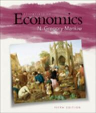 Essentials of Economics by Mankiw, N. Gregory, Good Book