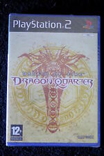 PS2 : BREATH OF FIRE : DRAGON QUARTER - Nuovo, sigillato, ITA !
