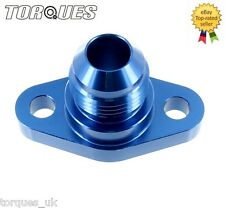 Suzuki GSXR Engine To Cam Cover Oil Feed Adapter In AN -8 (AN8) - Head Cooler
