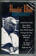 Bluesmaster by Howlin' Wolf (Cassette) BRAND NEW FACTORY SEALED