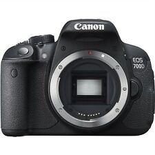 Canon EOS 700D 18.0 MP DSLR Camera Body ggx