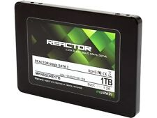 "Mushkin Enhanced Reactor 2.5"" 1TB SATA III MLC Internal Solid State Drive (SSD)"