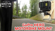 HEROType H MOTO BIKE MOTORCYCLE UNIVERSAL MOUNT STAFFA GoPro HERO 2 3 4