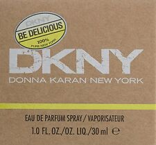 Donna Karan DKNY  Be Delicious Eau De Parfum 30 ml NEW SEALED
