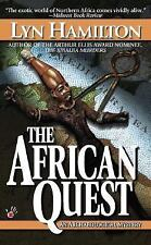 The African Quest (Archaeological Mysteries, No. 5), Hamilton, Lyn, Good Book