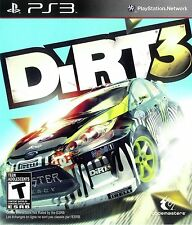 DIRT 3 PS3 ORIGINAL Game (PRE OWNED) (USED) Excellent Condition