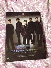 "DBSK TVXQ The 3rd Asia Tour Concert ""Mirotic"" in Seoul (3DVD)"