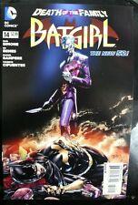 BATGIRL # 14 DEATH OF THE FAMILY FIRST PRINT DC COMICS NEW 52 (JOKER)BATMAN