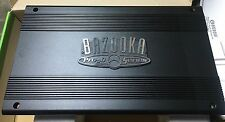 New Old School Bazooka P450 4 channel amp,Rare,Vintage,NOS,NIB,Amplifier