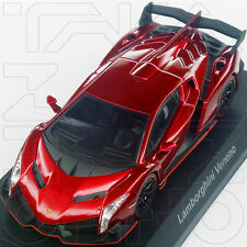 LAMBORGHINI VENENO MINICAR COLLECTION 6 KYOSHO 1:64 METALLIC RED ROSSO ROT ROUGE