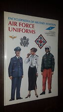 AIR FORCE UNIFORMS - Canada United States of America - 1996
