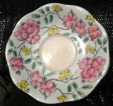2x Foley Springdale pattern china saucers approx 5.5 ins wide.  Lovely items