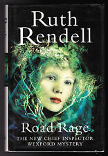 Ruth Rendell - Road Rage - 1st 1997 D/W - Fine Copy - Inspector Wexford Mystery