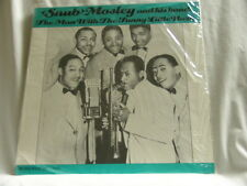 SNUB MOSLEY Man With The Funny Little Horn Hank Duncan Buster Smith SEALED LP