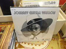 Johnny Guitar Watson Gangster of Love vinyl LP 1977 Gusto Records Sealed