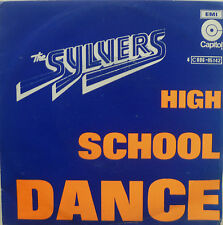 "7"" 1976 US-KULT RARE ! THE SYLVERS : High School Dance"