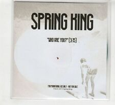 (HD534) Spring King,  Who Are You? - 2015 DJ CD