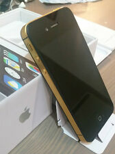 24k Iphone 4 16gb 24ct Gold plated Unlocked NEW condition