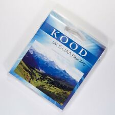 KOOD SUPER SLIM 40.5MM UV FILTER ULTRA VIOLET FOR SLR DSLR CAMERAS ULTRAVIOLET