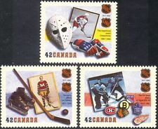 Canada 1992 Ice Hockey League/Sports/Games/Players/People 3v set (n44493)