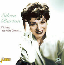 If I Knew You Were Comin' I'd've Baked a Cake * by Eileen Barton (CD,...