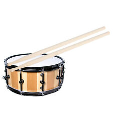 1 Pair of 5A Maple Wood Drumsticks Stick for Drum Drums Professional HT#F