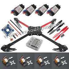 New Quad X525 V3 Quadcopter Kit 1000KV Motor KK2.15 Flight Controller SimonK 30A