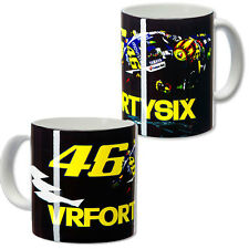VALENTINO ROSSI NO 46 THE DOCTOR MOTOGP VR46 MUG 2016 CUP VR FORTYSIX ACCESSORY