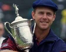 Payne Stewart Golf 8x10 Photo 001