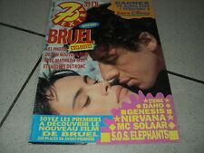 7 EXTRA 92/15 (8/4/92) PATRICK BRUEL MATHILDA MAY GENESIS ETIENNE DAHO NIRVANA