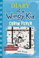 Cabin Fever (Diary of a Wimpy Kid, Book 6) Paperback