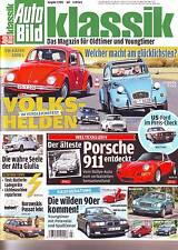 Auto Bild Klassik 7/15 VW Käfer 1200 L 1984/Citroen 2 CV 6 1989/R 4 GTL 87/2015