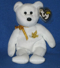 TY HOLY FATHER the BEAR BEANIE BABY - MINT with MINT TAG
